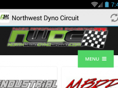 Northwest Dyno Circuit 1.8 Screenshot