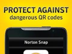 Norton Snap qr code reader 2.0.0.71 Screenshot