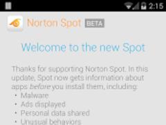 Norton Spot ad detector 2.1.0.28 Screenshot