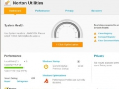 Norton Utilities 16.0 Screenshot