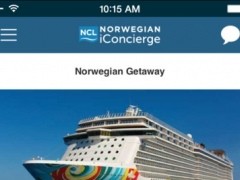 Norwegian iConcierge 3.1.464 Screenshot