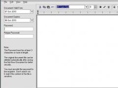 Not Now Document 1.0.0.16 Screenshot