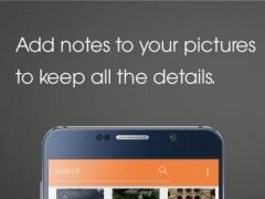 NoteCam 1.11 Screenshot