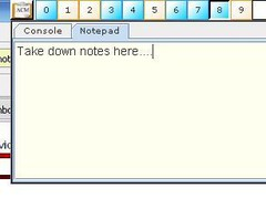 Notepad Scratchpad 1.0 Screenshot
