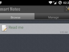 Notes App Smart Notepad free 1.4 Screenshot