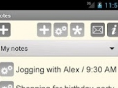 Notes + ToDo + Free 1.1 Screenshot