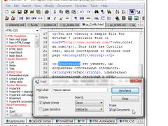 NoteTab Pro 7.2 Screenshot