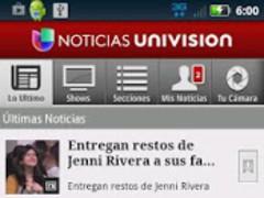 Noticias Univision 1.1.0 Screenshot