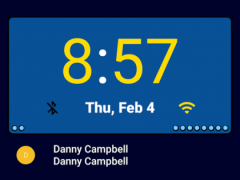 Notification Panel Komponent 1.0 Screenshot