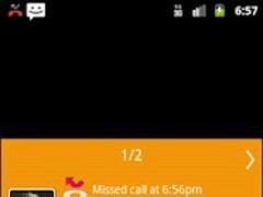 Notify - WP7 Mango Theme 1.3 Screenshot