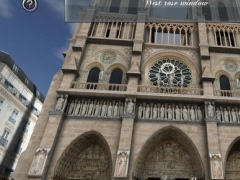 Notre Dame de Paris virtual visit 3D FREE 2.7 Screenshot