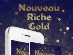Nouveau Riche Gold Theme 6.20160726184459 Screenshot