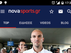Novasports.gr 1.5.4 Screenshot