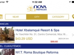 Novastar Hotels 2.0 Screenshot