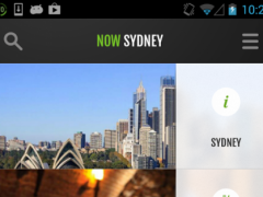 Now Sydney - Guide of Sidney 1.7 Screenshot