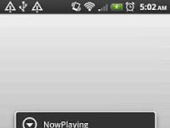NowPlayingPlayer  Screenshot