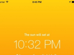 Nox — Sunset and Sunrise Times 1.2 Screenshot