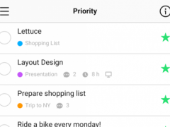 Nozbe: to-do, tasks & projects 3.4.0 Screenshot