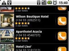 Nozio Hotels (Cupcake) 1.0 Screenshot