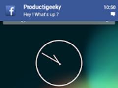 NP Facebook Theme 1.5 Screenshot