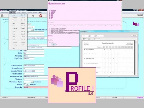 NProfile Marketing Software