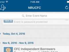 NRUCFC Events 1.10 Screenshot