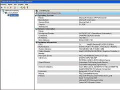 Nsasoft Hardware Software Inventory 1.6.0 Screenshot