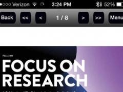 NSLIJ Focus on Research 2.9.5.3702 Screenshot