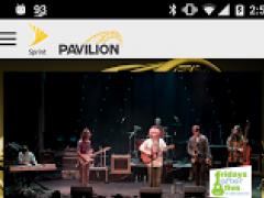 Sprint Pavilion C'VL 3.0.0 Screenshot