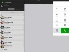 Nteract Mobile Unified Communications for iPad 3.4.2000 Screenshot