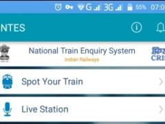 Review Screenshot - Indian Railways