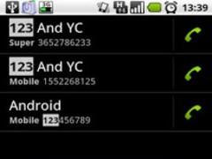 NubDial 1.82 Screenshot