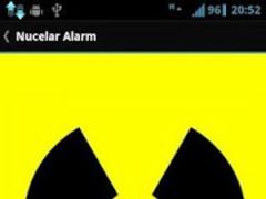 Nuclear Alarm 1.0.1 Screenshot