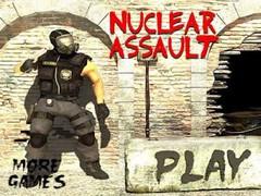 Nuclear Assault- Shooting Game 1.0 Screenshot