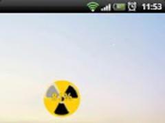 Nuclear Battery Widget 2.0 Screenshot
