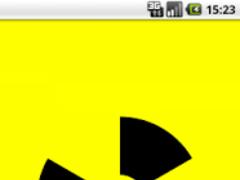 Nuclear Sign Wallpaper 1.3 Screenshot