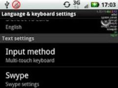 Null Keyboard  Screenshot