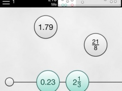 Number Line 2 1.1.3 Screenshot