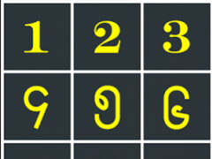 Number Photo Puzzle Game 2.1 Screenshot