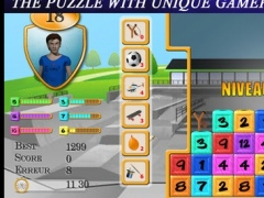 NUMBER PUZZLE BLASTER 1.1.1 Screenshot