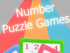 Number Puzzle Games 1.0 Screenshot