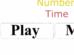 Number Time 1.5.1 Screenshot