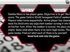 Number Wars 1.1.0 Screenshot