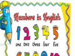 Numbers 1 to 10 English 1.0 Screenshot