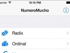 NumeroMucho - Numeral training of Spanish 1.0.1 Screenshot