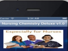 Nursing Chemistry Deluxe 1.1 Screenshot