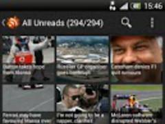 nuZapp Motorsport News/Podcast 3.0.1 Screenshot