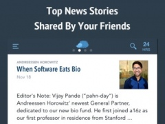 Nuzzel: News From Friends And Influencers 2.2.2 Screenshot