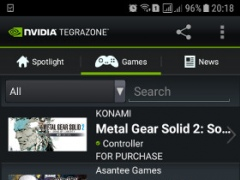 Review Screenshot - Android Games fit for NVIDIA Tegra