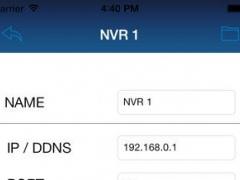 NVR Viewer 1.1 Screenshot